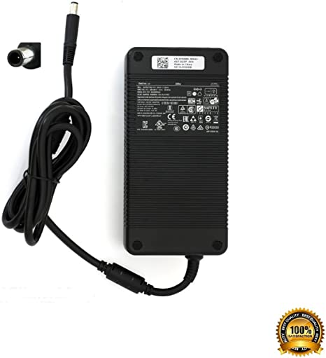 FOR Dell Alienware M18x R2 Laptop Ac Adapter Charger w// Power Cord 330W XM3C3