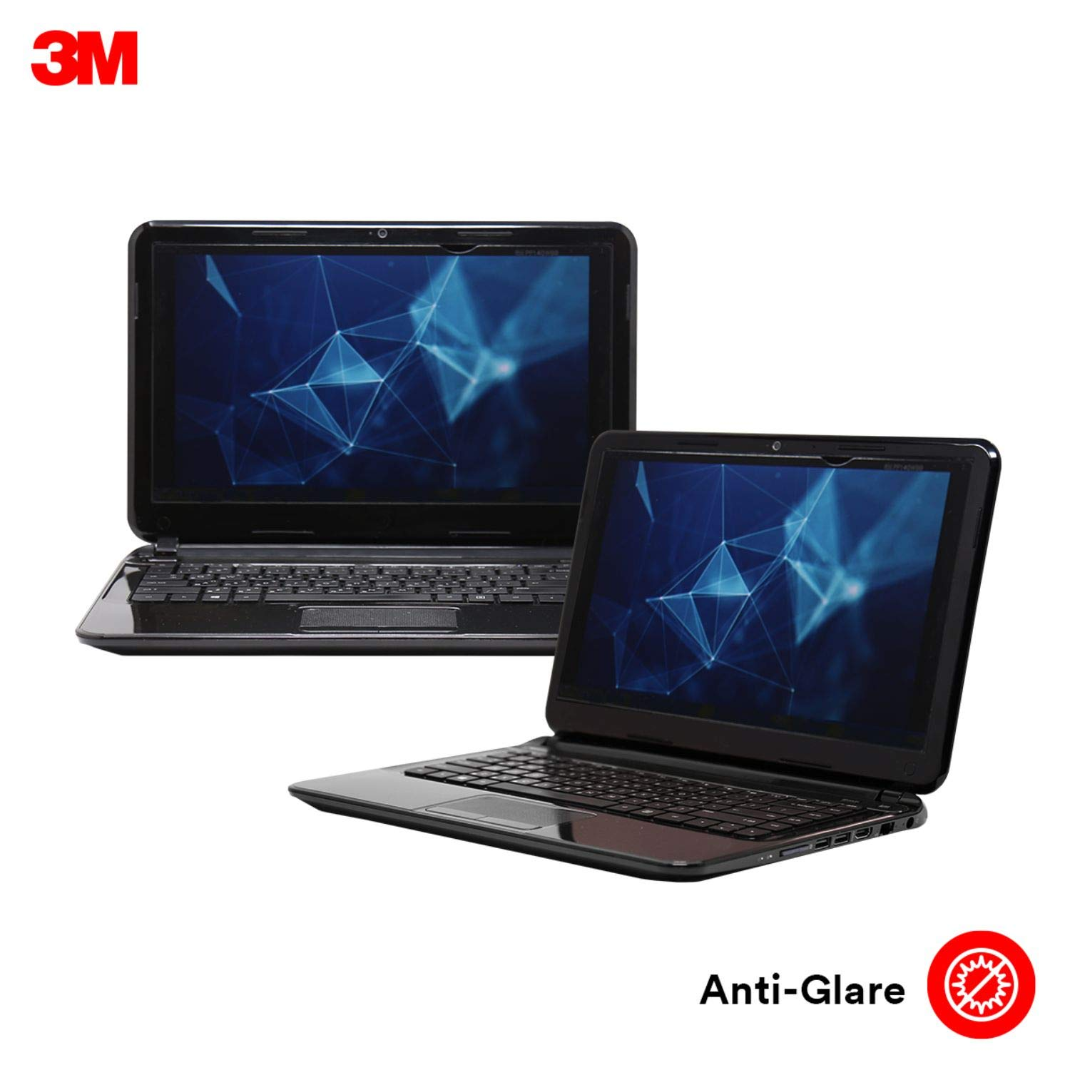 3M Anti-Glare Filter for 14'' Widescreen Laptop (AG140W9B) by 3M