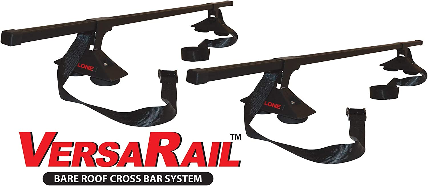 Malone VersaRail roof rack for cars without rails