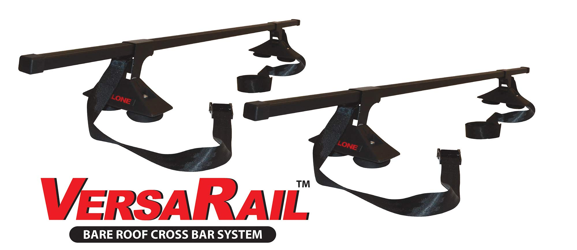 Malone VersaRail Bare Roof Cross Rail System (58'')