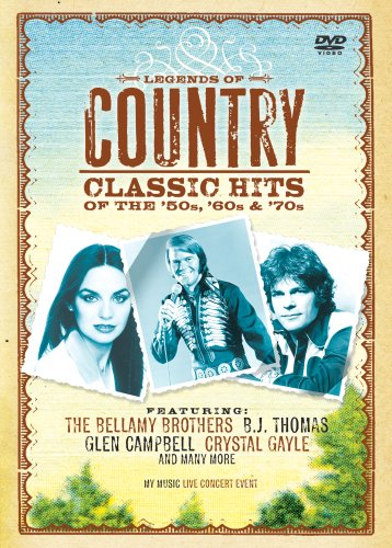 Legends of Country: Classic Hits of 50s, 60s and 70s ()
