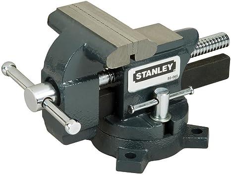 STANLEY 1-83-065 - Tornillo de banco de carga ligera Maxsteel ...