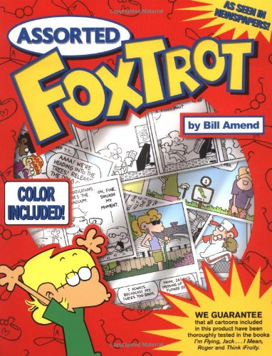 Assorted Foxtrot from Brand: Andrews McMeel Publishing