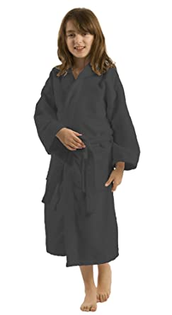 9396a0ac59 Amazon.com  Microfiber Terry Hooded Bath-Cover-Up for Boys and Girls ...