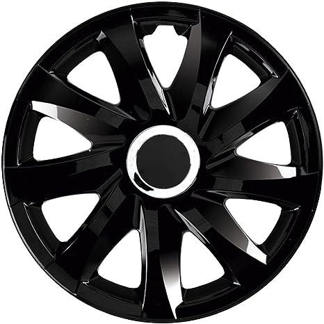 Radkappen König Rkk01 Premium Line Hub Caps Wheel Trims Black Set Of 4 Auto