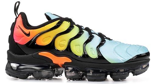 Air Vapormax Plus TN AO4550 002 Black Beached Aqua Zapatillas de Running para Hombre Mujer: Amazon.es: Zapatos y complementos