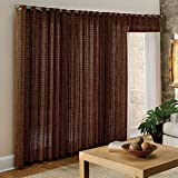 "Brylanehome Bamboo Grommet Panel, 42""Wx63"" Or 84""L"