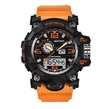 Huang Dog-shop Smart Watch Sport Reloj Inteligente Hombre , Militares en Plein Air Deporte