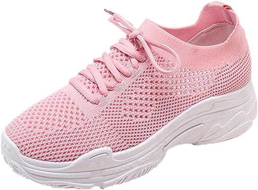 HhGold Liquidación Moda Zapatos para Mujer Zapatos Casuales ...