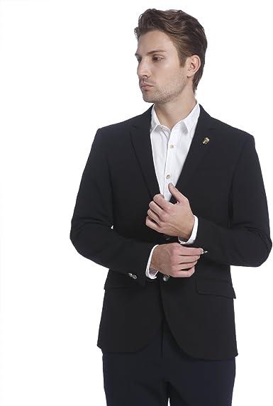 Jack & Jones Men's Regular Fit Blazer Men's Suits & Blazers at amazon