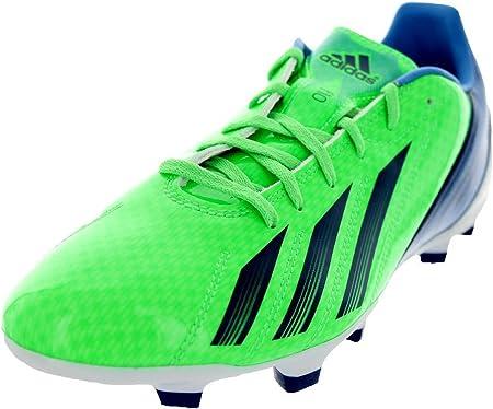 adidas F10 TRX FG 12 Verde/Azul Oscuro: Amazon.es: Deportes y ...