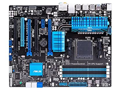 amazon com asus m5a99fx pro r2 0 am3 amd 990fx sata 6gb s usb 3 0 rh amazon com Asus Motherboard Parts Asus Owners ManualDownload