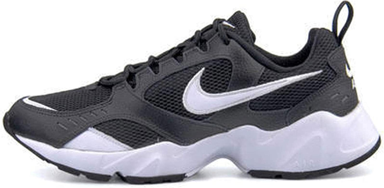 Nike Air Heights, Zapatillas para Hombre, Negro (Black/White 003), 38.5 EU: Amazon.es: Zapatos y complementos
