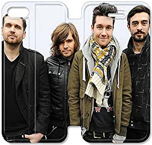 Bastille-1 iPhone 6/6S Plus 5.5 Inch Leather Flip Case Protective Cover New Colorful