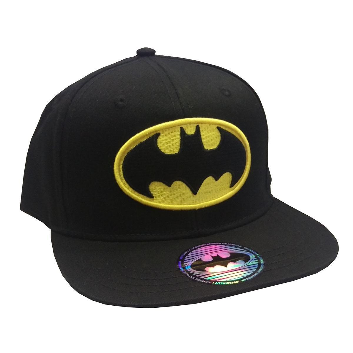 Batman - Gorra de béisbol - para Hombre Negro Negro Talla única ...