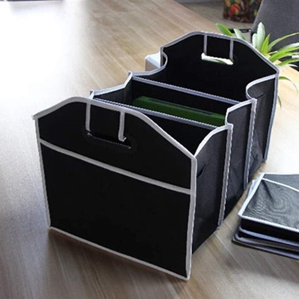 BeIilan Pliable Coffre de Voiture Organisateur Alimentaire Conteneur Automatique Arrimage Sac int/érieur Rangement