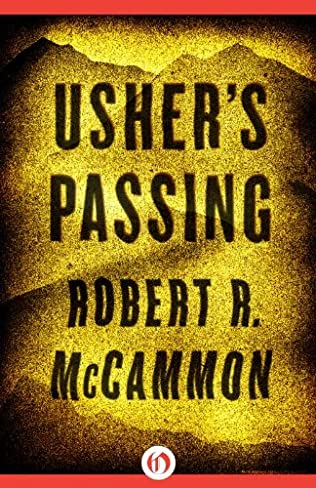 book cover of Usher\'s Passing