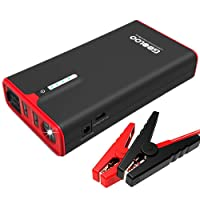 Deals on Gooloo 1500A Peak SuperSafe Car Jump Starter GP1200