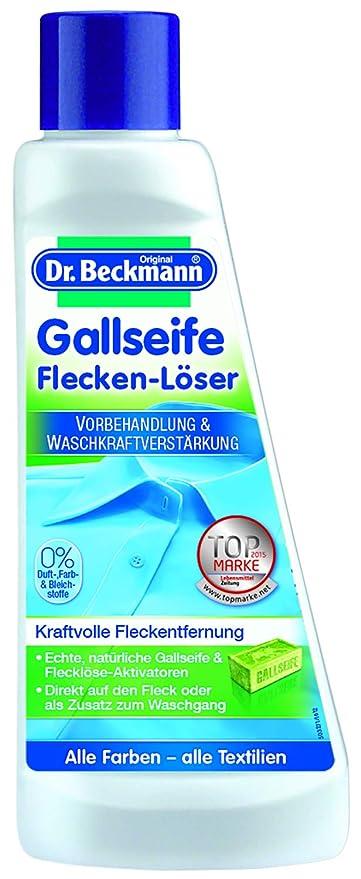 Dr. Beckmann Gall Jabón Eliminar manchas