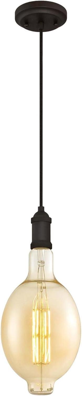 Westinghouse Lighting 6357300 Pendant, Oil Rubbed Bronze