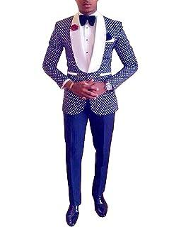 Amazon.com: TIFENNY - Traje de hombre elegante, de color ...