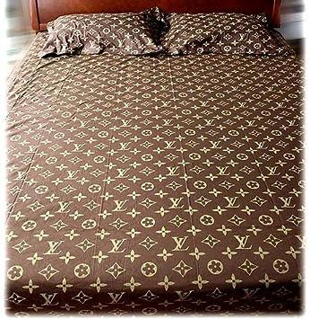 louis vuitton 4 piece bed set - Lv Bedding Sets