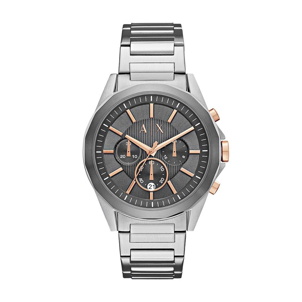Armani Exchange - Top 10 Luxury Watch Brands in India