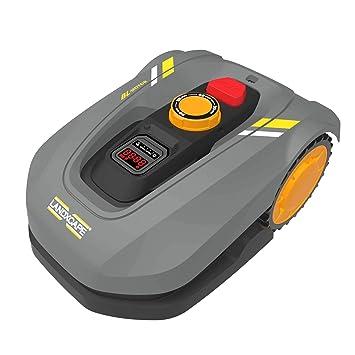 LandXcape LX795 - Robot cortacésped con batería para jardines de ...