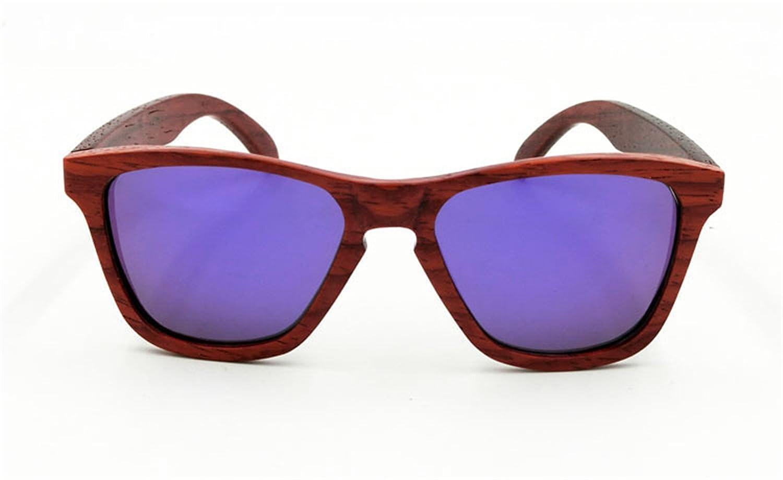 Ucsports Handmade Wooden Polarized Fashionable UV400 Sunglasses