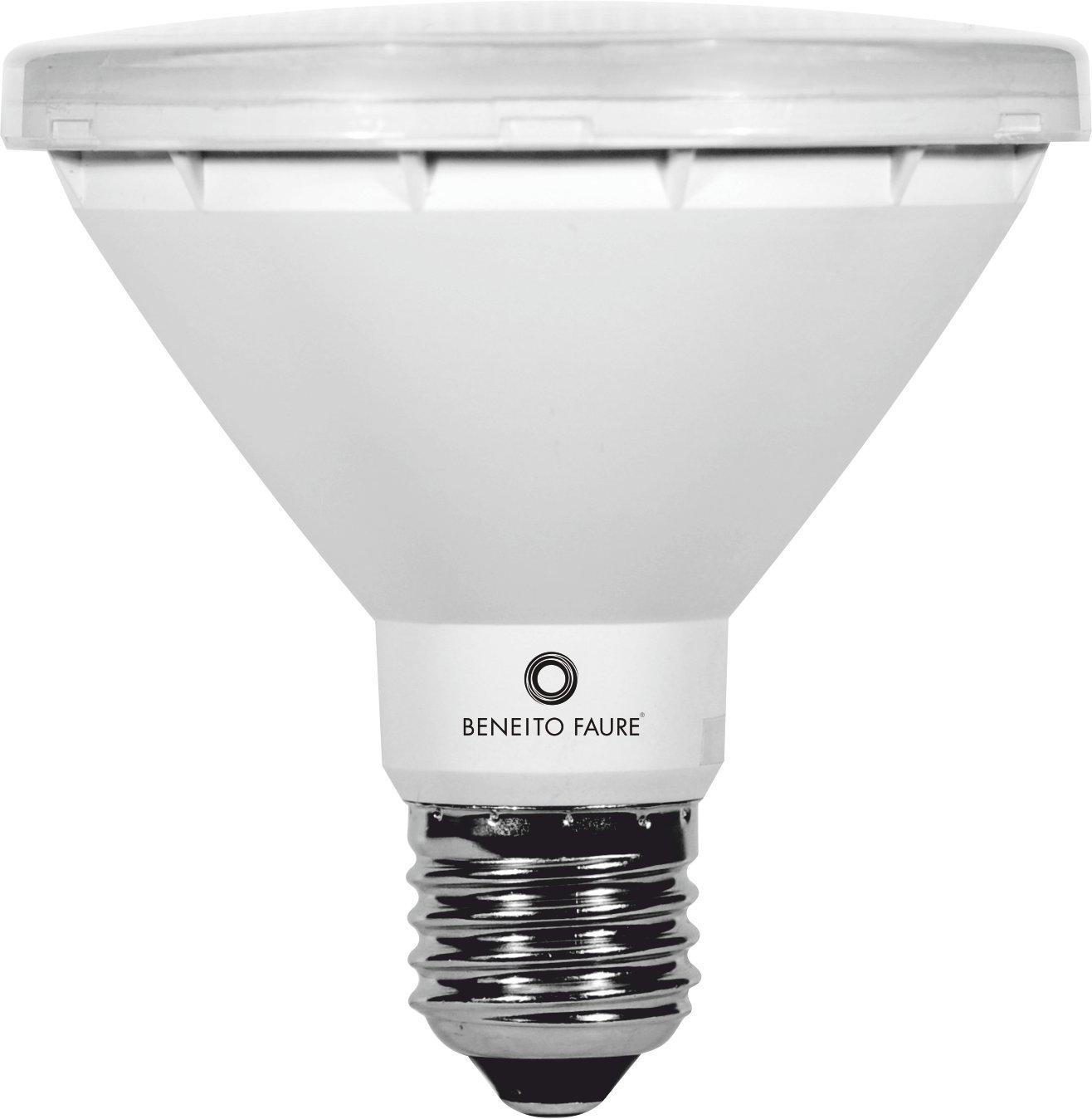 Par 30 LED R de Line 10 W ~ 220/240 V E27 3000 K IP44: Amazon.es: Iluminación