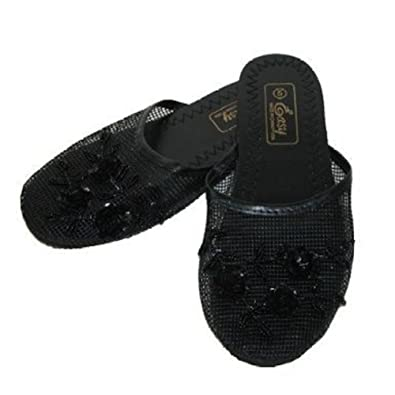 1ab82f2e21432 Women s Chinese Mesh Slippers by Easy - Different Colors Available - (5097)