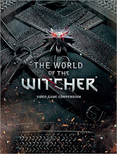 The World Of Witcher Video Game Compendium CD Projekt Red 9781616554828 Books