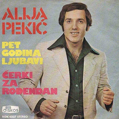 cerki za rodjendan Cerki za rodjendan by Alija Pekic on Amazon Music   Amazon.com cerki za rodjendan