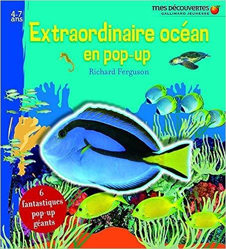 Lire un Extraordinaire océan en pop-up pdf epub