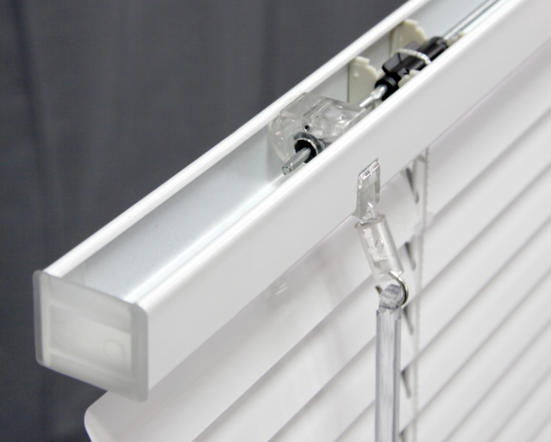 DEZ FURNISHINGS AB2948AL Aluminum Blind 6 Piece