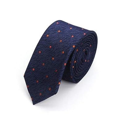 MSYQ TieFashion Tie Corbata a rayas para hombre Traje casual de ...