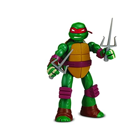 Amazon.com: Tortues Ninja - 5578 - Figurine Animation ...