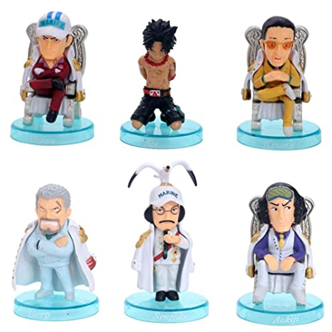 Amazon Com Coz Place 5 Pieces One Piece Ace Execution The Marines