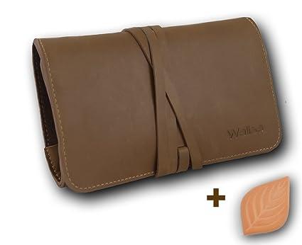 Bolsa para Tabaco de Liar WALISA/De Cuero, Incl ...
