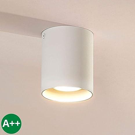 Lámpara de techo Carson (Moderno) en Blanco hecho de Aluminio ...