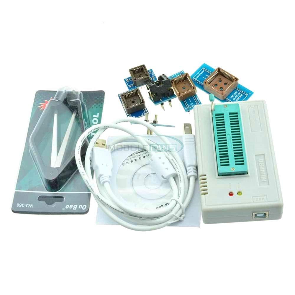 BELONG High Speed TL866CS Programmer USB EPROM EEPROM Flash BIOS AVR AL PIC