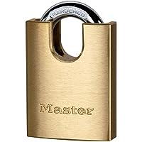MASTER LOCK - 2240EURD - messing hangslot 40 mm met afgezette beugel