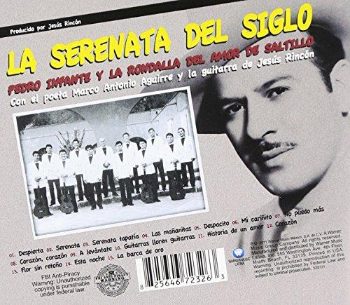 La Serenata Del Siglo: Infante Y la Rondalla Del Amor: Amazon.es ...