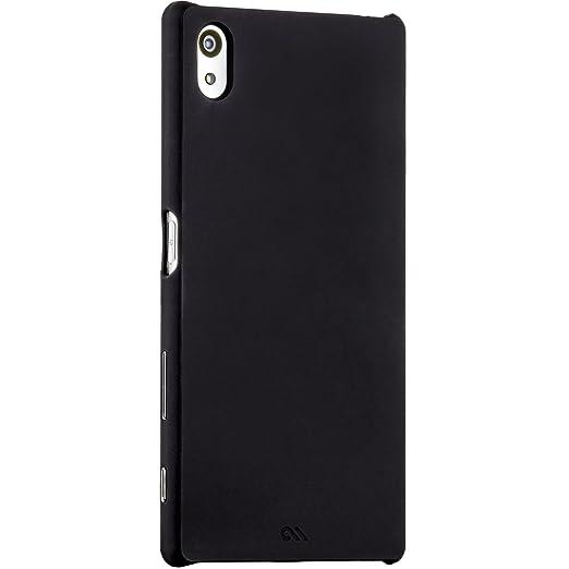 36 opinioni per Case-Mate CM033726 Barely There Custodia per Sony Xperia Z5, Nero