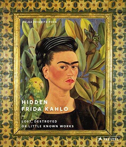 Hidden Frida Kahlo: Lost, Destroyed, or Little-Known Works