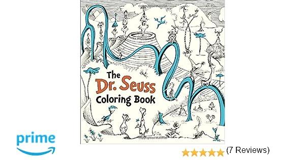 the dr seuss coloring book dr seuss 9781524715106 books amazonca