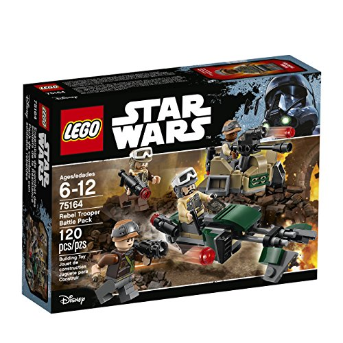 LEGO Star Wars Rebel Trooper Battle Pack 75164 Star Wars (Trooper Battle Pack)