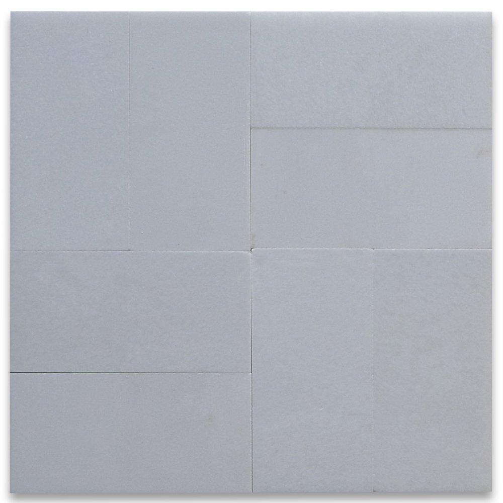 Thassos white greek marble subway tile 3 x 6 polished amazon dailygadgetfo Gallery