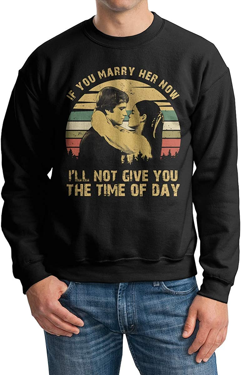 Ill Not Give You The Time of Day Vintage T-Shirt