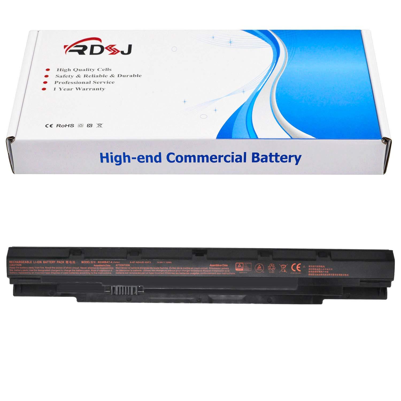 Bateria N240BAT-4 N240BAT-3 CLEVO N250LU N250JU N240BU N240J